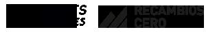 Logos LRPartsShop y Recambios Cero